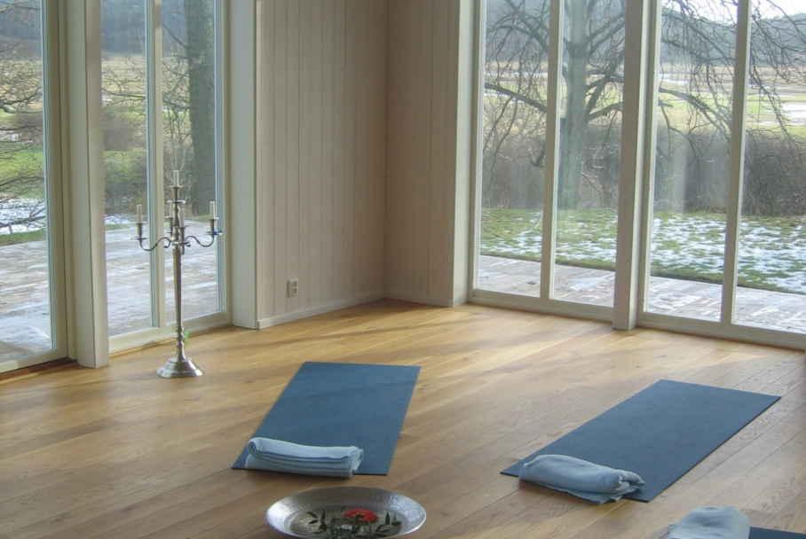 21-23 februari: Tre dagars retreat med yoga, meditation, andningsövningar och vandring