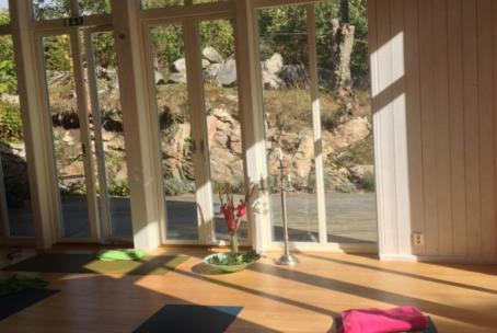 2-4 augusti: Sommarretreat med yoga och meditation