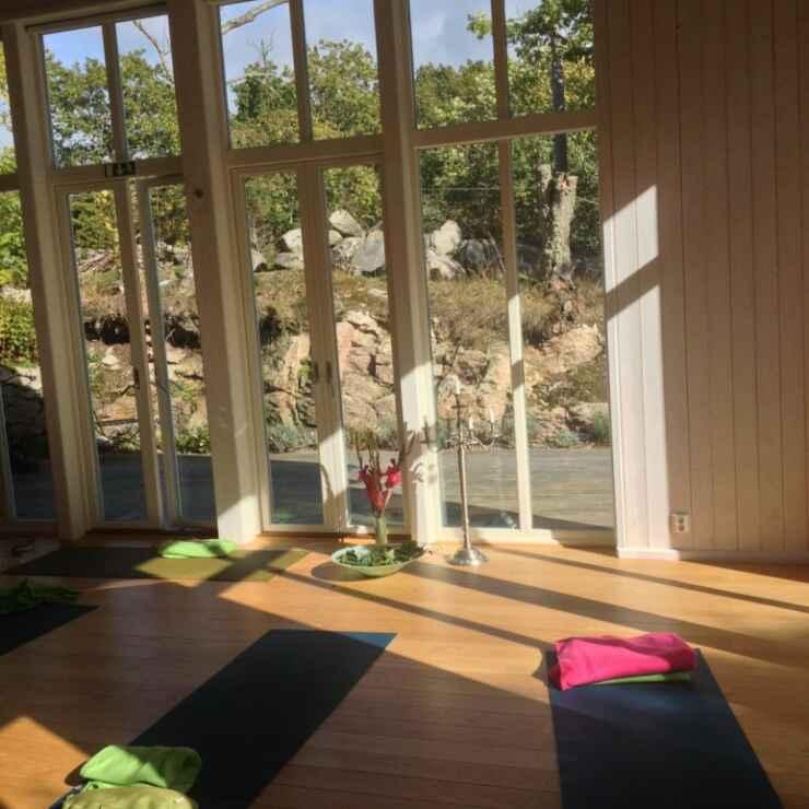 Rehabprogram mot stress och utmattning 4 timmar i veckan i 12 veckor