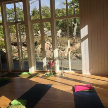 Yogaklasserna startar vecka 35