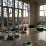 Yogaklasserna startar vecka 4